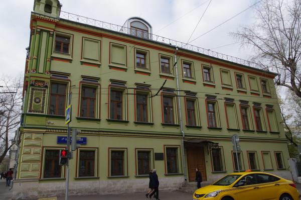 Городская усадьба С.М. Шибаева (Новая Басманная улица, дом 23а, строение 1)