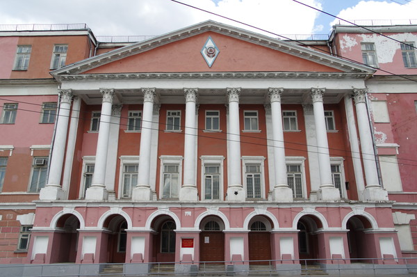 Дом А.И. Мусина-Пушкина (Спартаковская улица, 2 корпус 1)