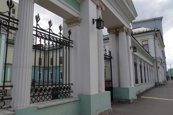 Куракинская богадельня (Новая Басманная улица, дом 4)