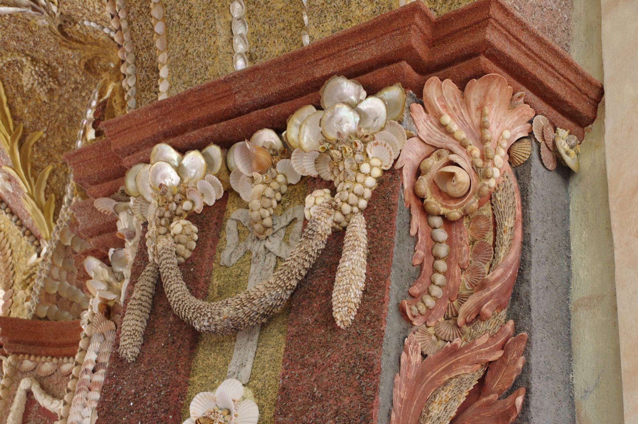 Павильон «Грот» Музея-усадьбы «Кусково»