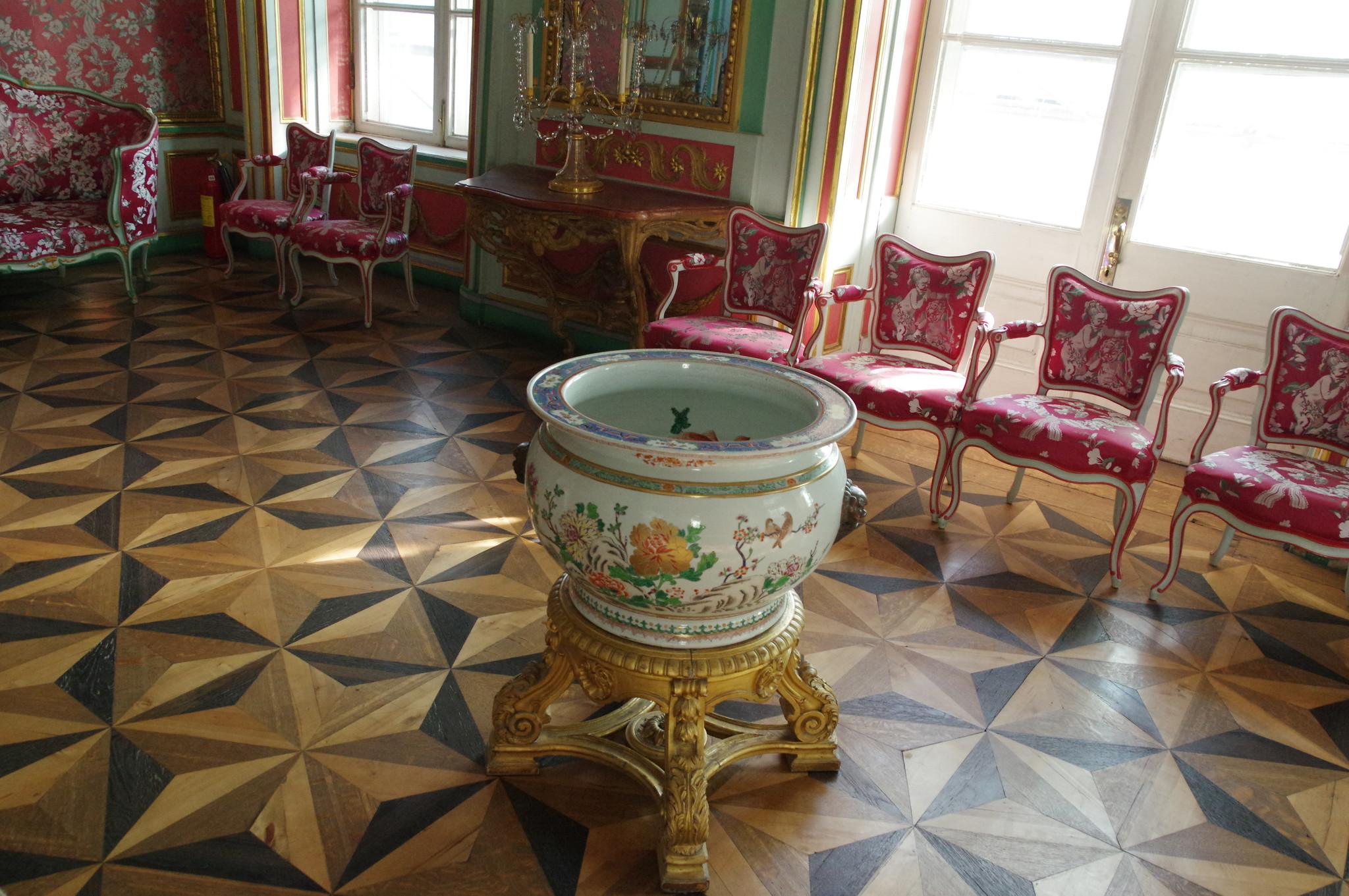 Дворец усадьбы «Кусково»