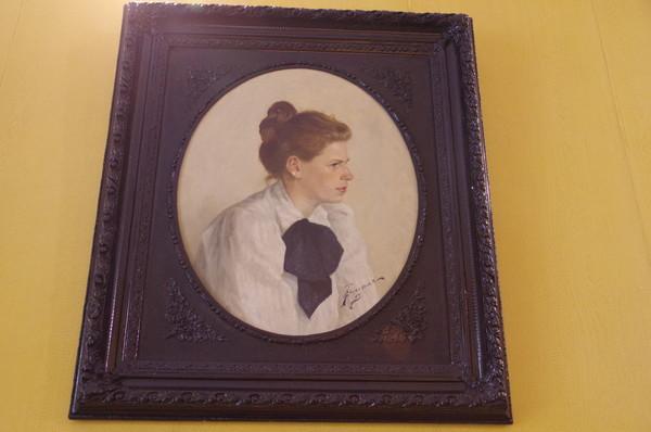 Графиня Софья Андреевна Толстая (урождённая Берс)