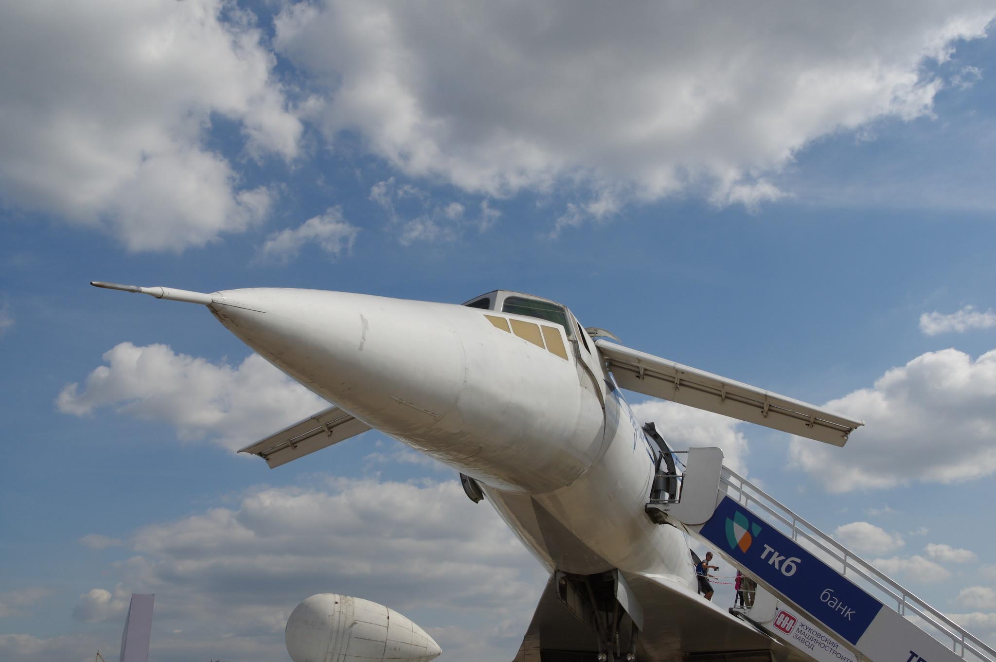31 декабря 1968 года первый в мире сверхзвуковой пассажирский самолёт Ту-144 совершил свой первый полёт