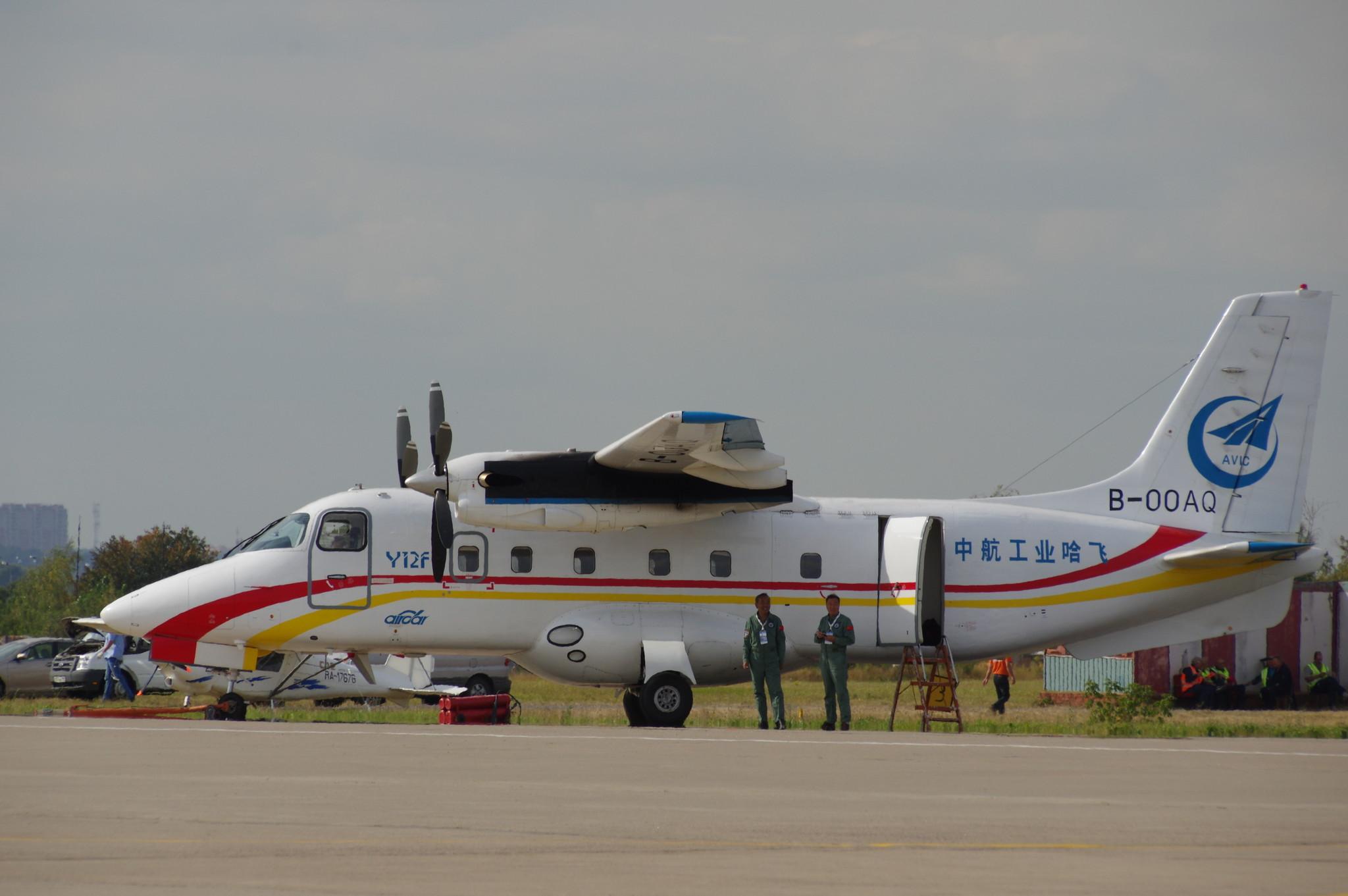 Самолёт китайского производства
