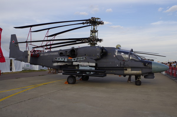 Вертолёт Ка-52К