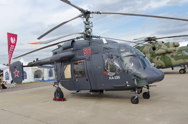 Многоцелевой лёгкий вертолёт Ка-226