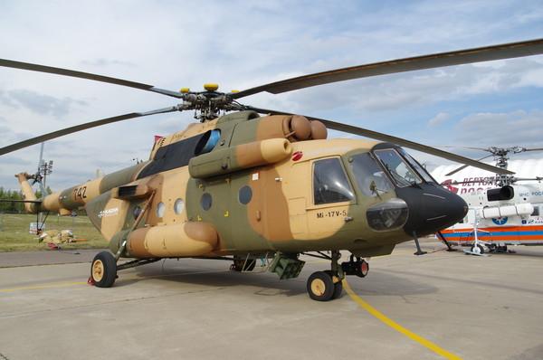 Вертолёт Ми-8МТВ-5