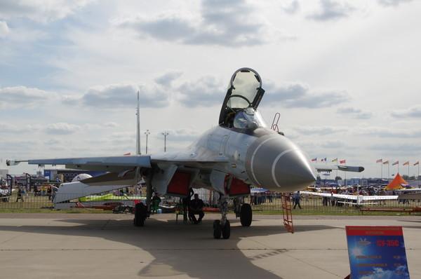 Многофункциональный истребитель Су-35С