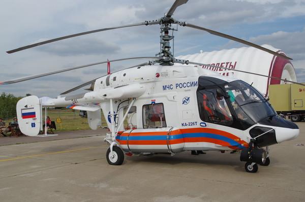 Лёгкий вертолёт Ка-226Т