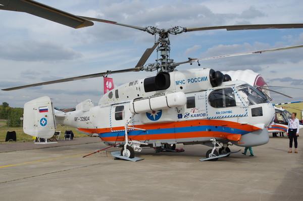 Средний вертолёт Ка-32А11ВС