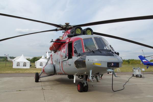 Вертолёт Ми-171А2