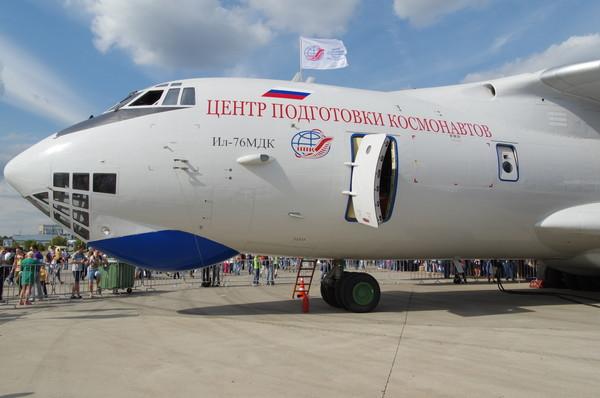Самолёт Ил-76 МДК
