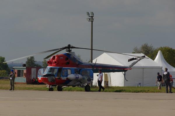 Многоцелевой вертолёт Ми-2 RF - 00522