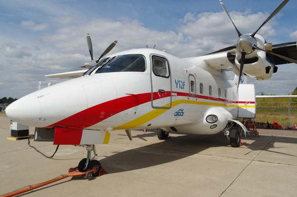Турбовинтовой самолёт Y-12F