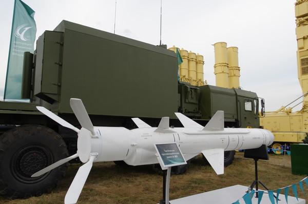 Береговой ракетный комплекс «Бал-Э»