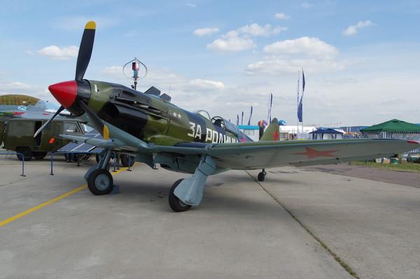 Высотный истребитель МиГ-3