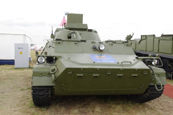 Модернизированная мобильная бронированная радиолокационная станция разведки движущихся наземных и надводных целей с автоматизированным съёмом координат СНАР-10М1