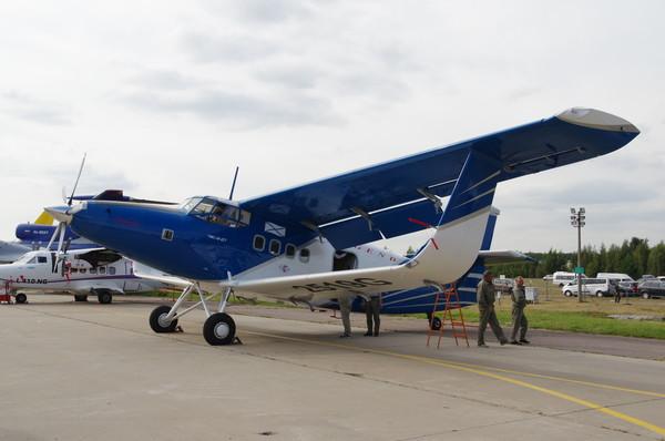 Самолёт ТВС-2ДТ