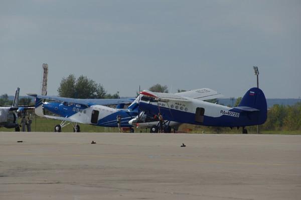 Самолёты ТВС-2ДТ и ТР-301