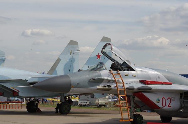 Многоцелевой фронтовой истребитель МиГ-29СМТ