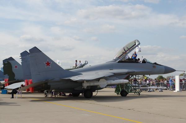 Многофункциональный лёгкий истребитель МиГ-35
