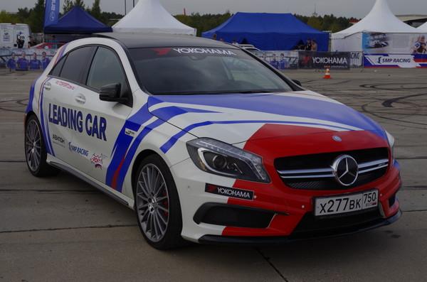 Автомобиль «Mercedes-Benz»