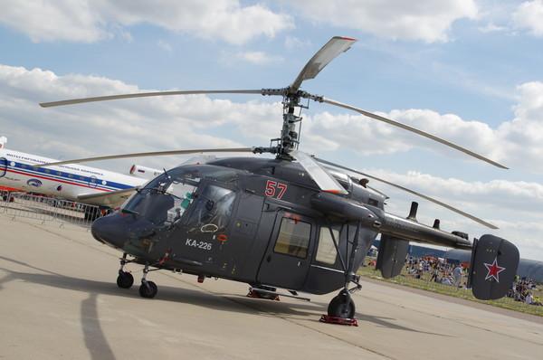 Лёгкий многоцелевой вертолёт Ка-226