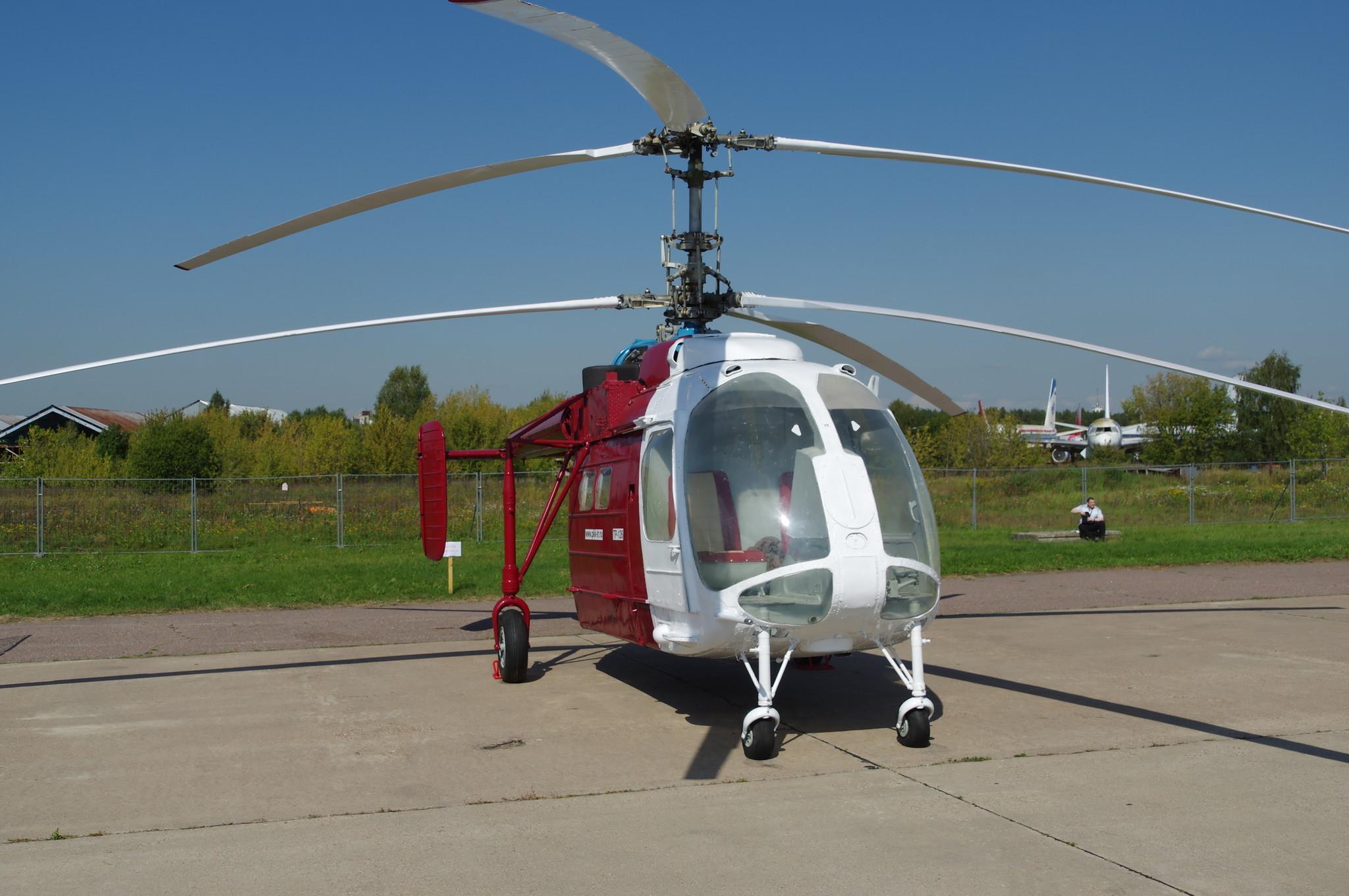 Вертолёт ТР-126 (модернизация вертолёта Ка-26)