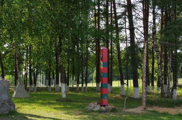 Мемориальный комплекс «Рубеж Славы» в Снегирях