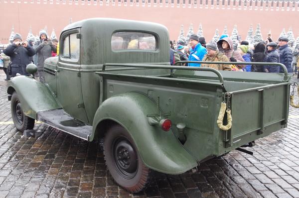 Автомобиль ГАЗ-М-415