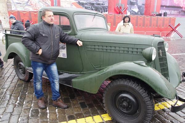 Пикап ГАЗ-М-415