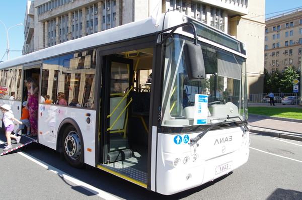 Низкопольный городской автобус ЛИАЗ-529260