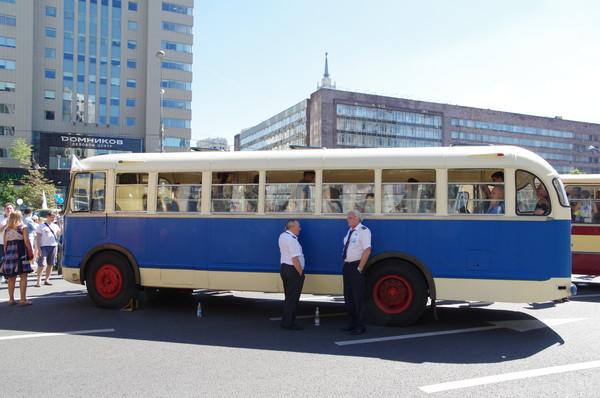 Городcкой автобус ЛиАЗ-158