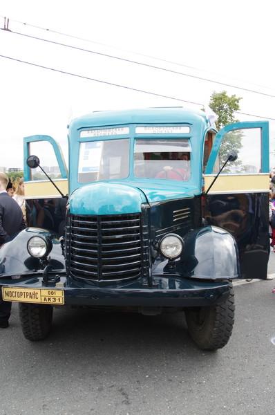 Автобус АКЗ-1