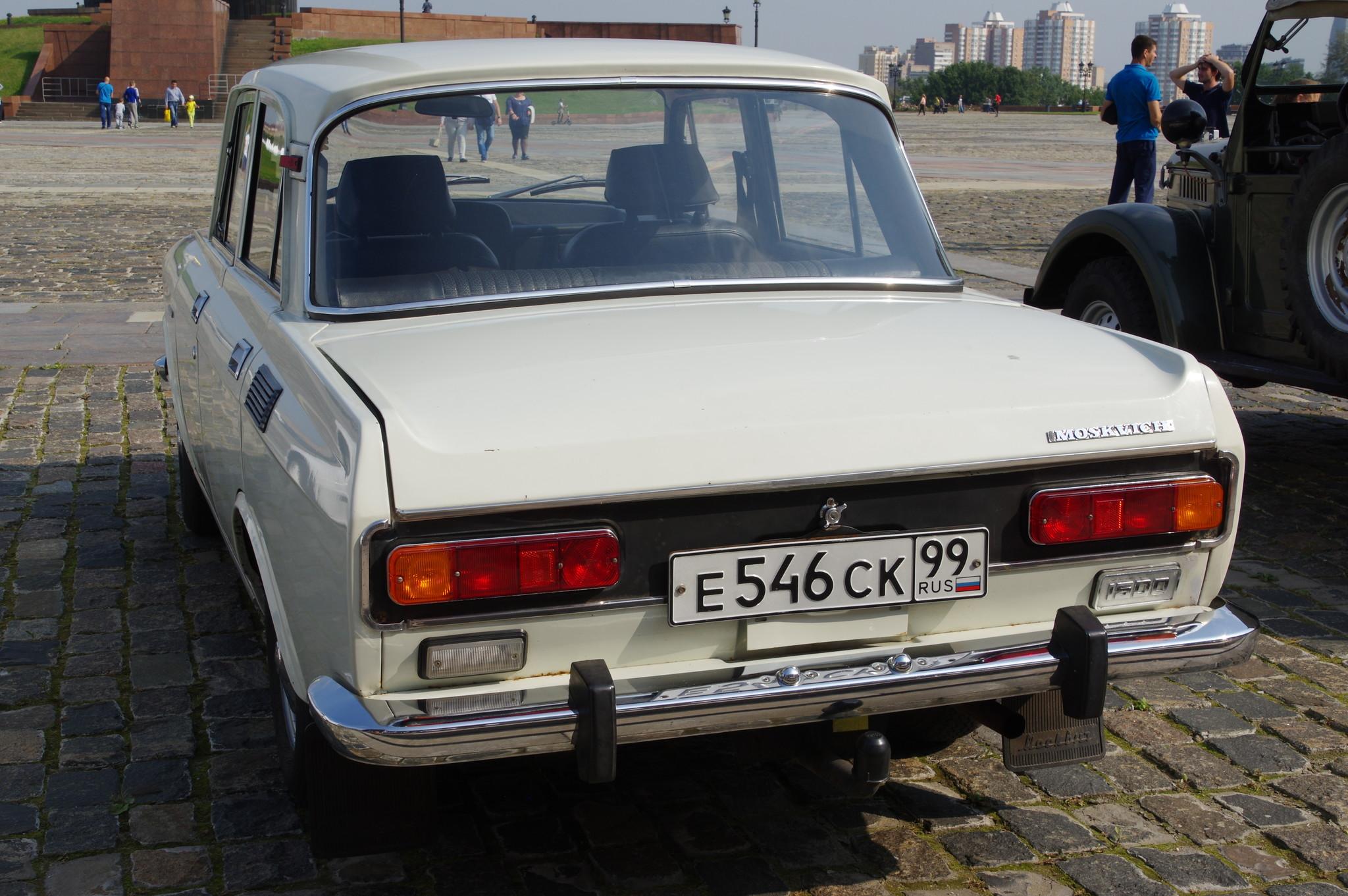 Автомобиль «Москвич-2140»