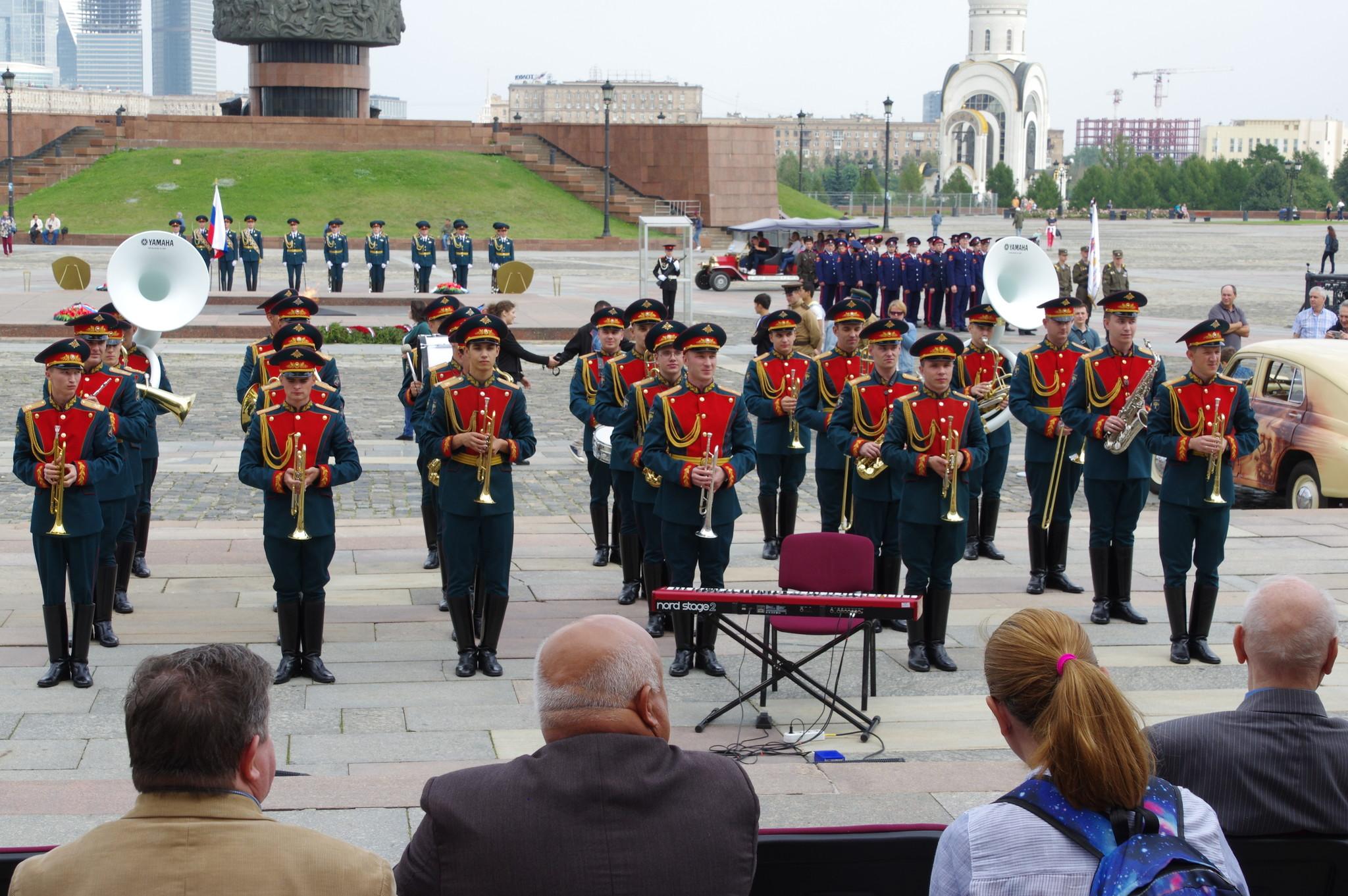 Военный Образцовый оркестр Почётного караула