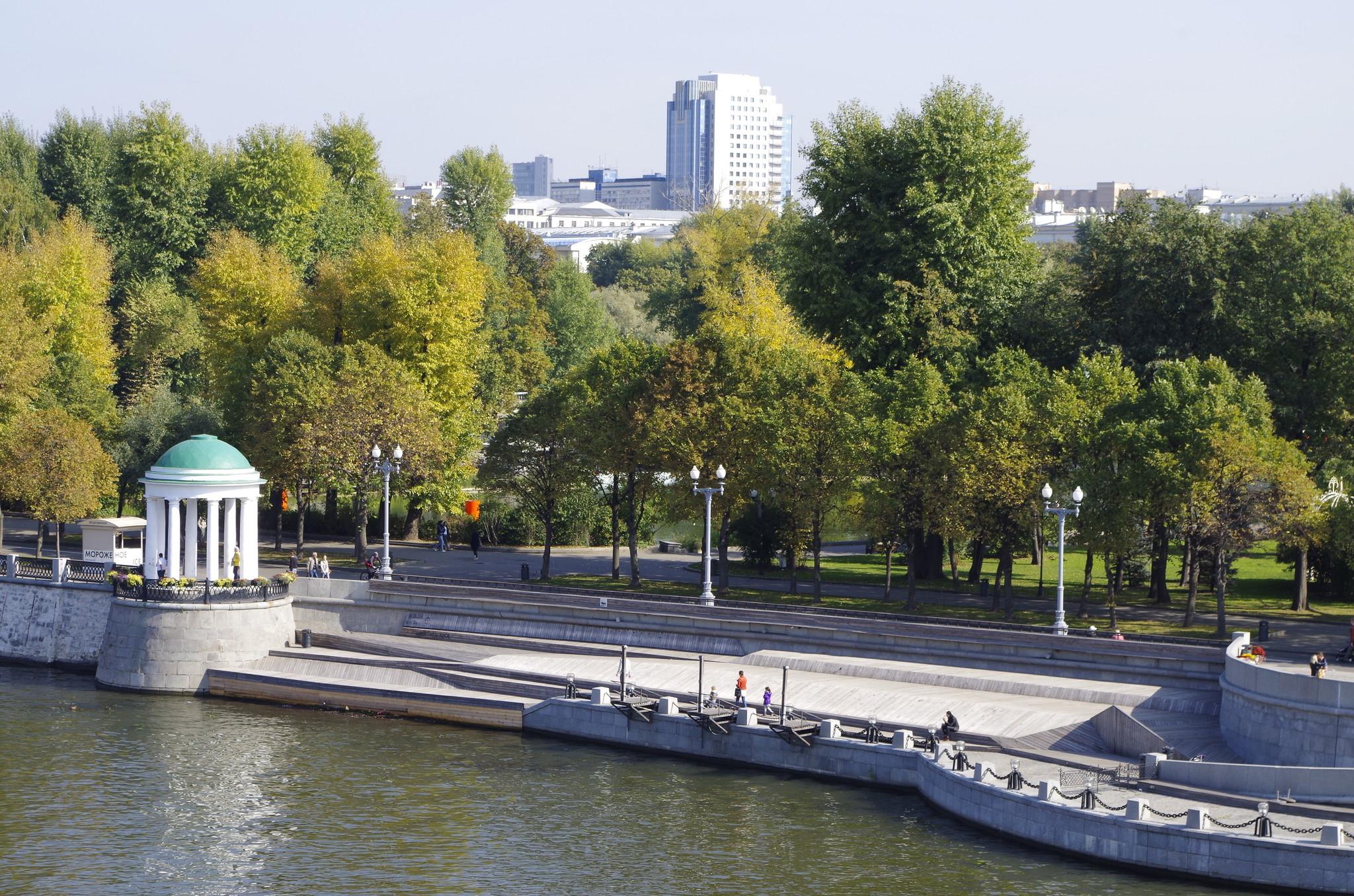 Центральный парк культуры и отдыха имени М. Горького