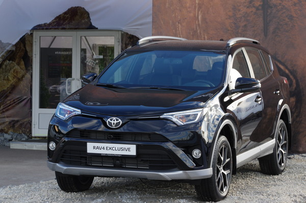 Toyota RAV4 Exclusive