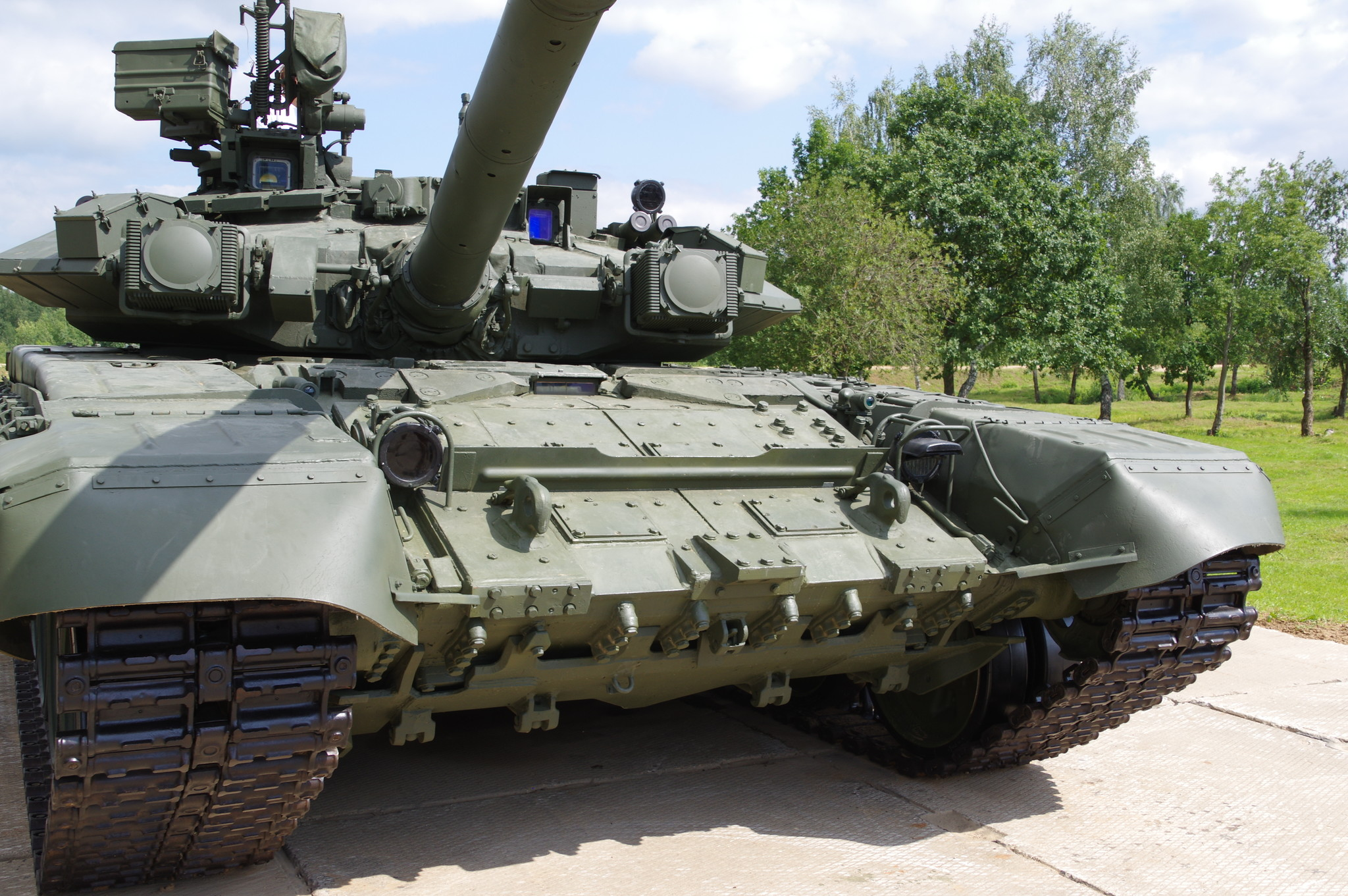 Танк T-90А