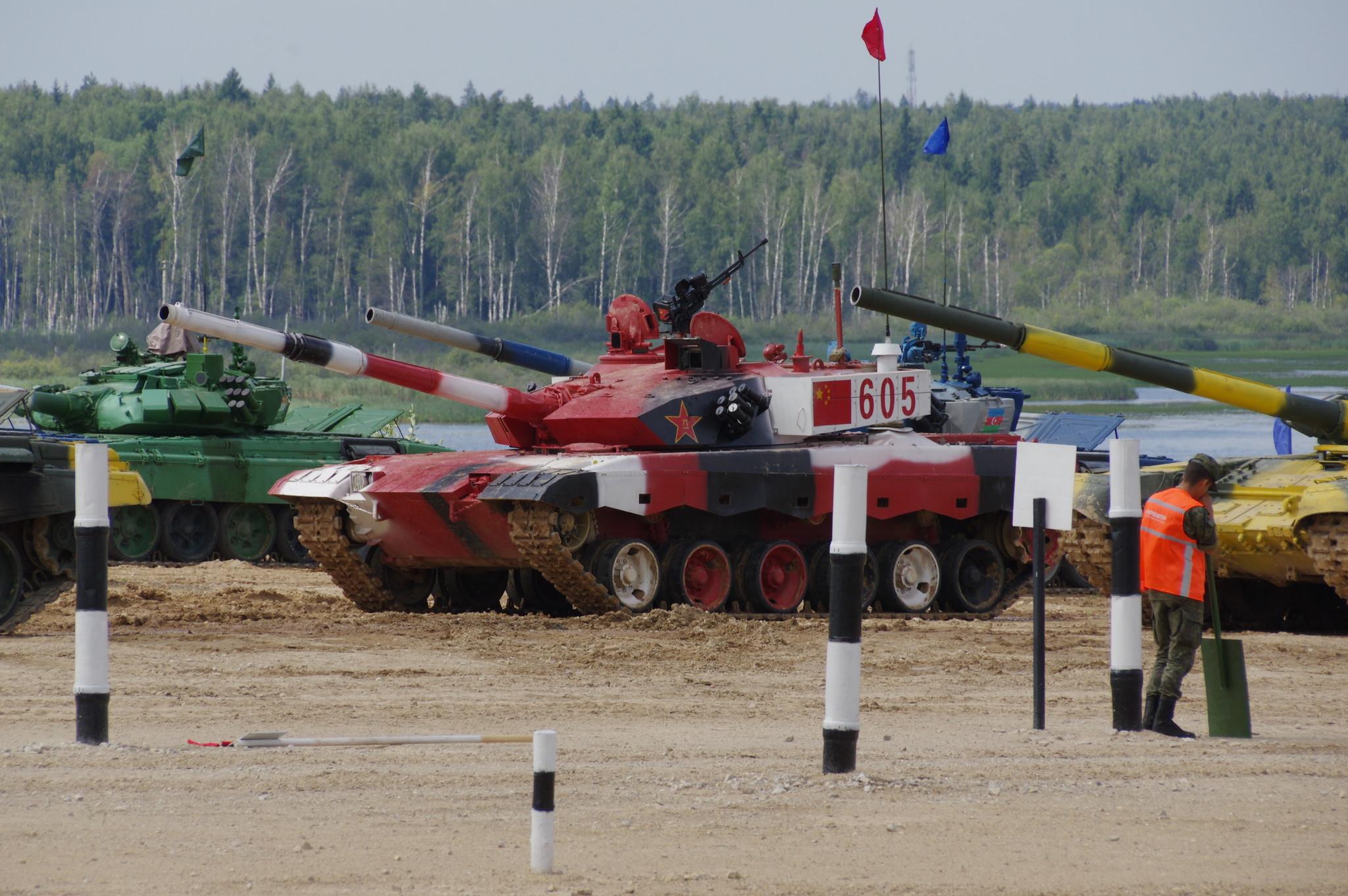 Танк Type 96B