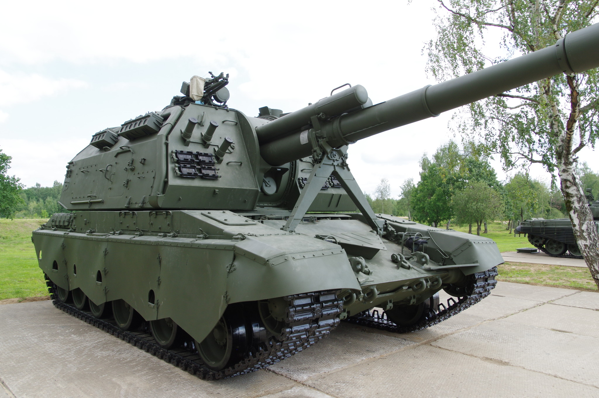 152-мм самоходная гаубица 2С19 «Мста-С»