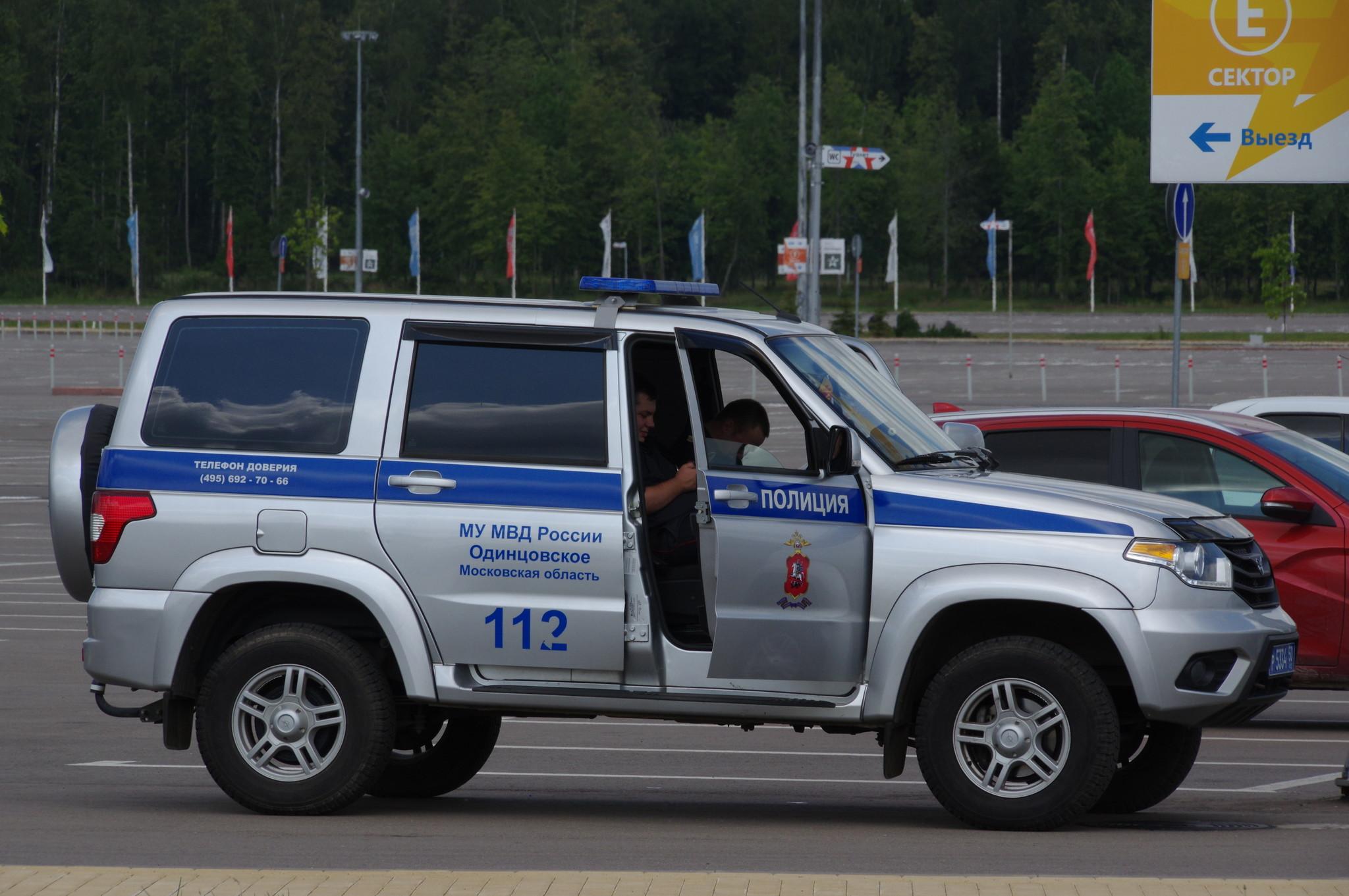 Автомобиль УАЗ «Патриот»