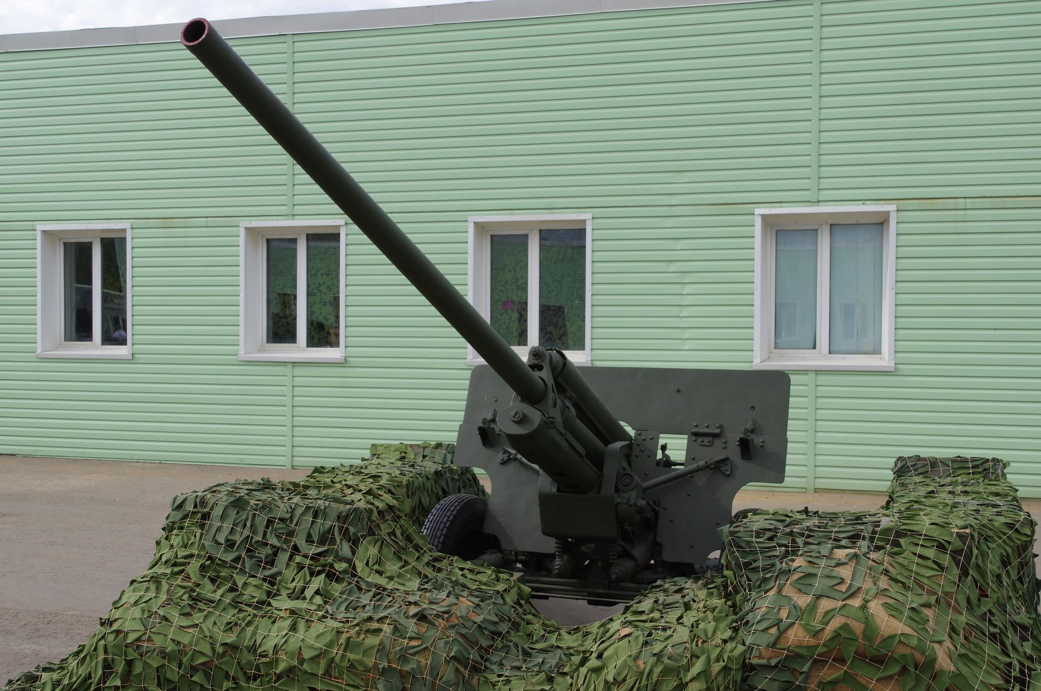 57-мм противотанковая пушка обр. 1943 г. (ЗИС-2)