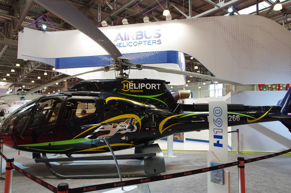 Eurocopter EC130T2 RA-07266