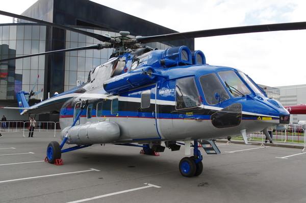 Средний многоцелевой вертолёт Ми-171А2