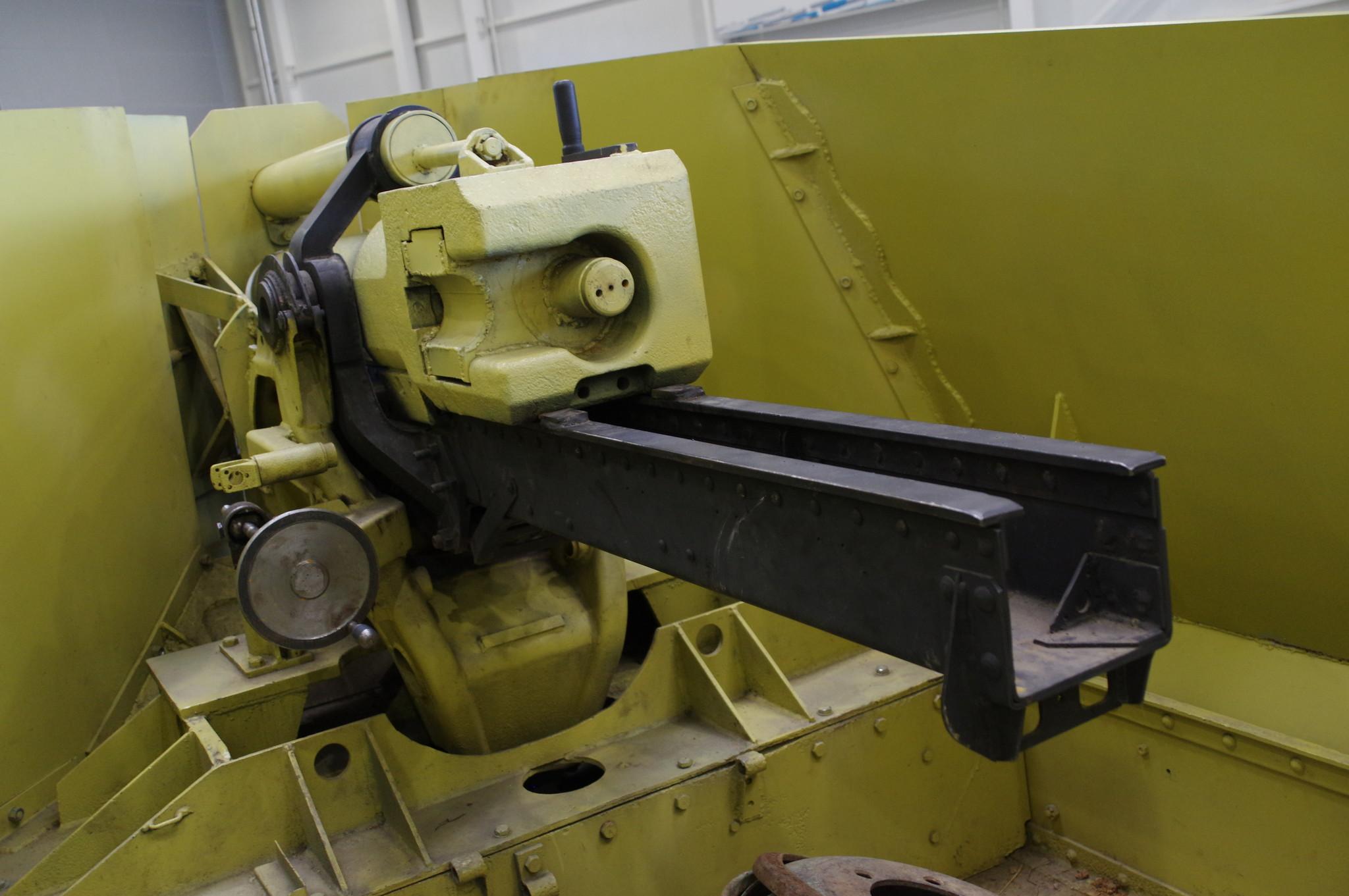 САУ 10,5 cm LeFH 18-4 auf Geschutzwagen Lr.S. (f) Alkett (Германия)