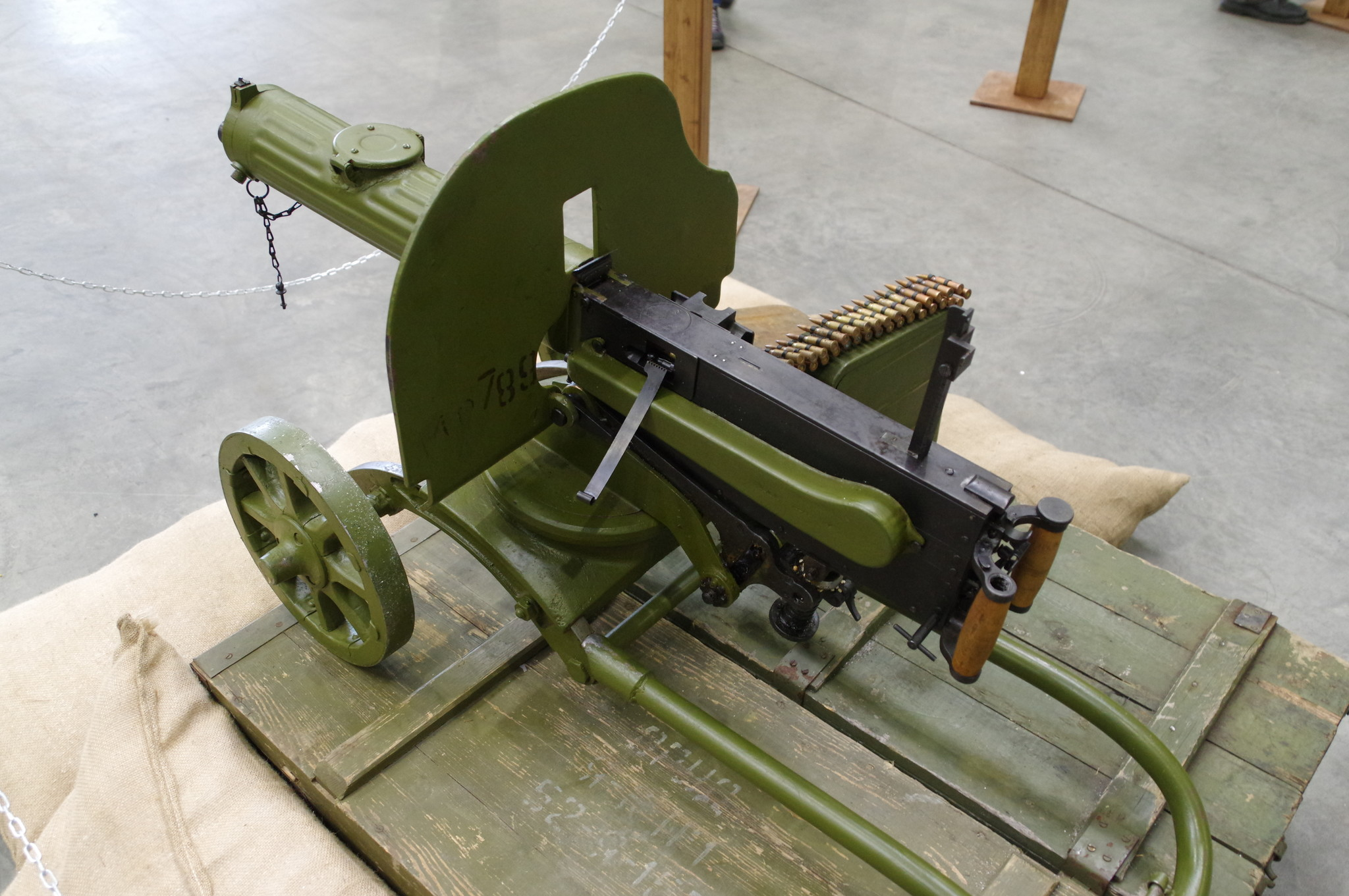 Пулемёт Максима