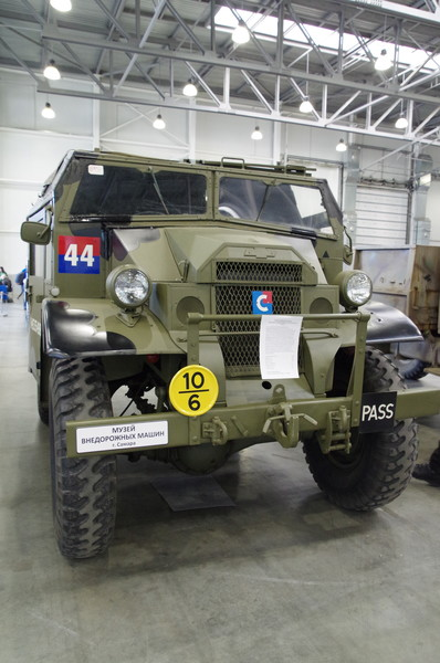 Артиллерийский тягач Chevrolet Canada 8440/CGT FAT Cab 12 (Канада)