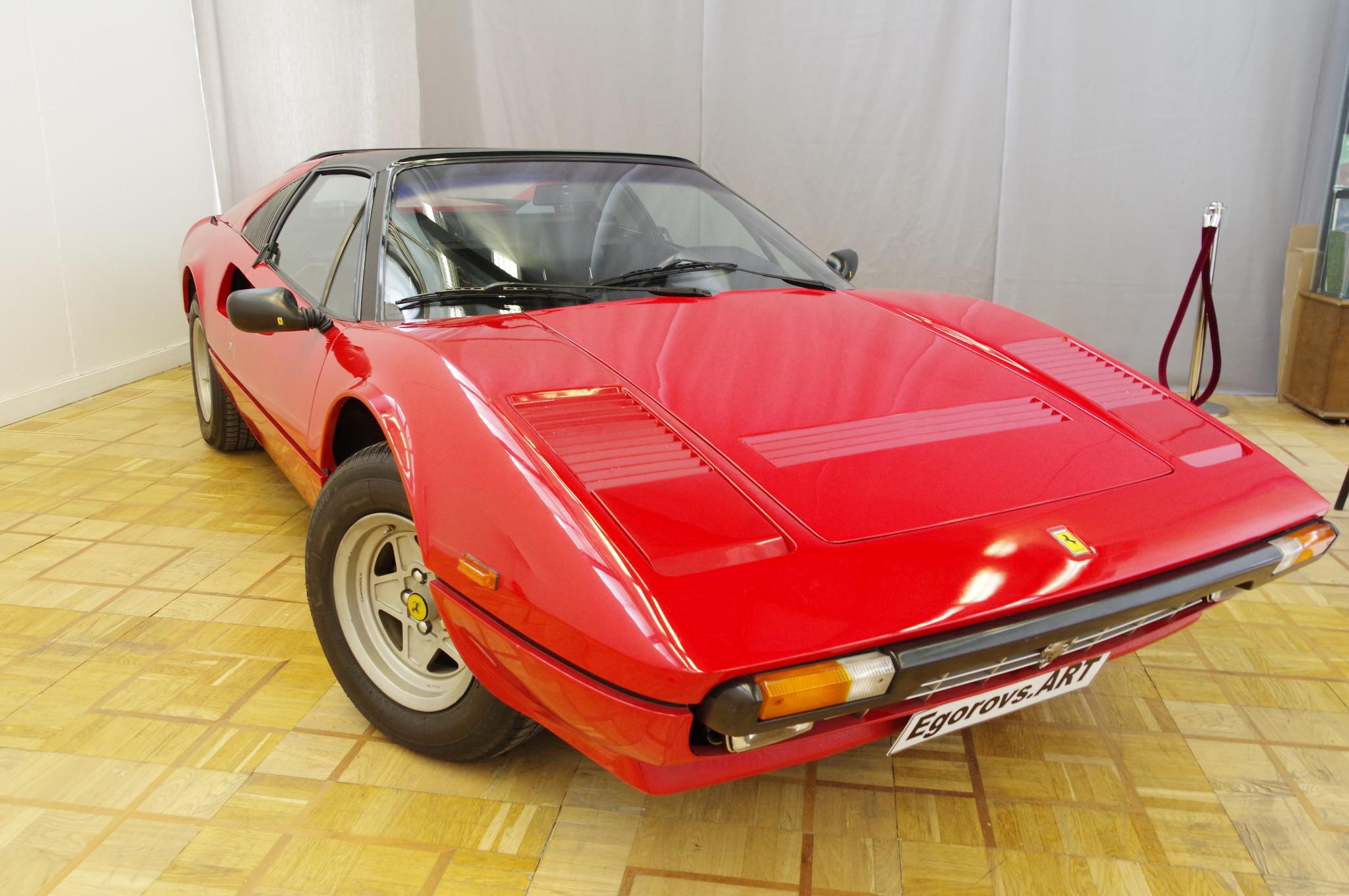 Ferrari 308GTS quattrovalvole (1983 г.)