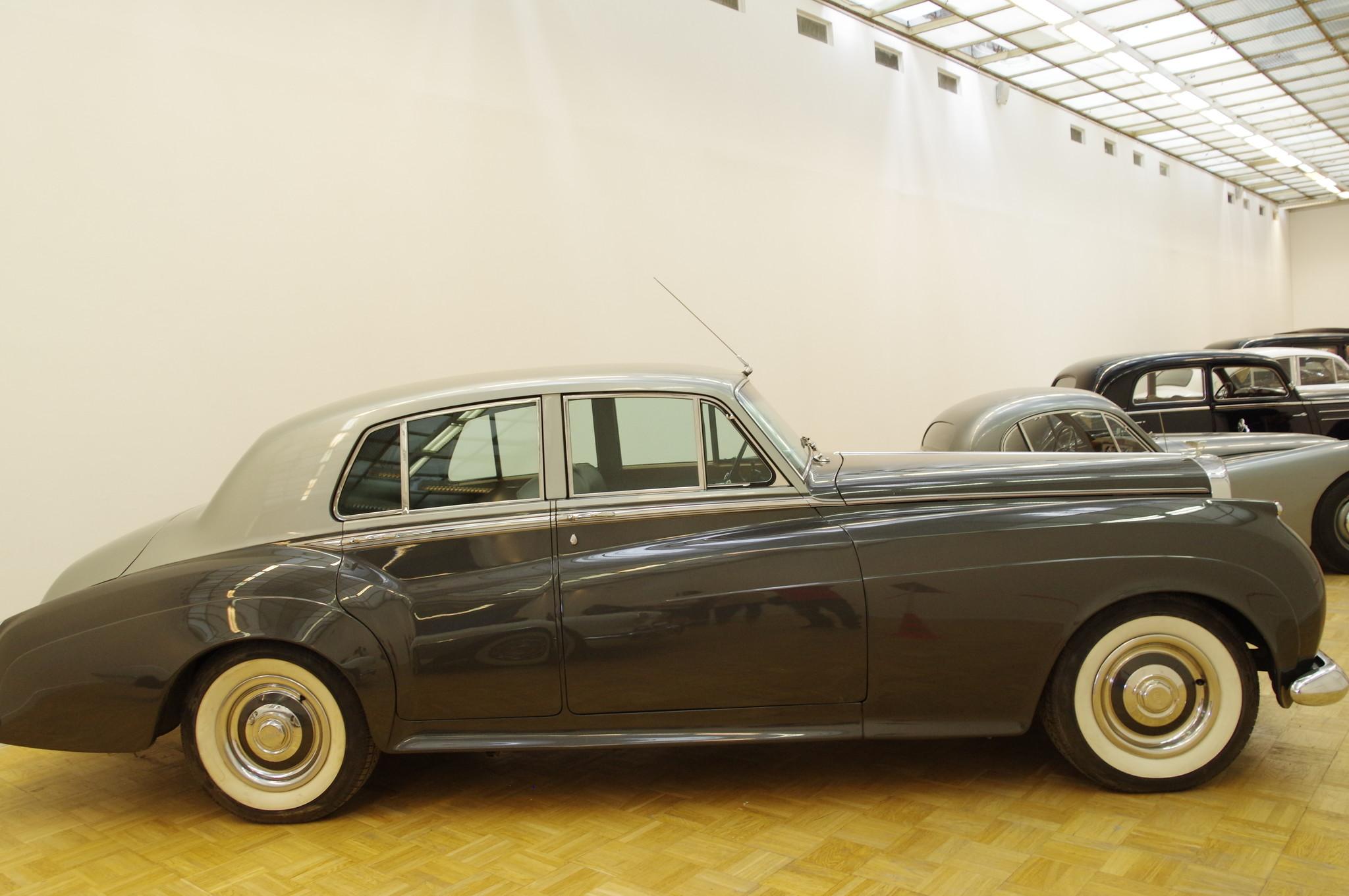 Автомобиль Bentley S1 1958 года выпуска